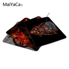 MaiYaCa New Arrival Slayer Ameran Metal Band Rectangle Design Mouse Mat Mouse Pad for Optal /Trackball Mouse New Drop Shipping(China)