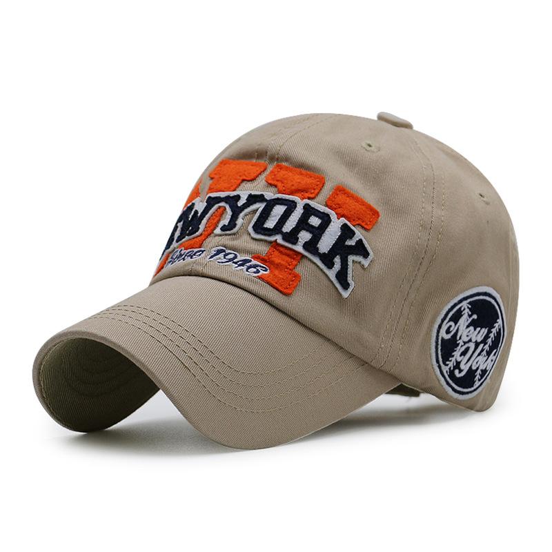 SNP Black white New York baseball cap bone snapback cap brand baseball cap gorras Black hats for men ny casquette hat wom 9