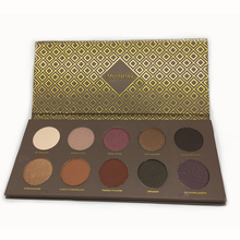 Brand Mostarsea Makeup Design eyshadow palette eye shadow kit rose golden collection cosmetic Pigments for eyes beauty