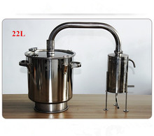 Wine Maker Home Wine Brewing Device/ Brewing Equipment 22 litres /Distillation/Boiler(China)