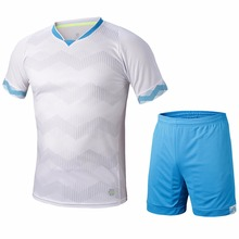 Custom Football Jerseys Mens Short Sleeve Soccer Sets Football Training Jerseys Sports Kits Breathable Jerseys Suit Uniform Kits