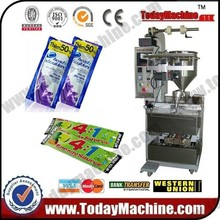 Automatic low cost liquid soap bag filling sealing packing machine