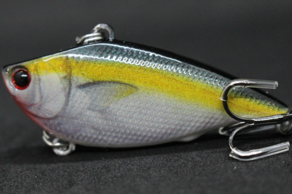 17 wLure Life Like Pattern Fishing Lure with Upgraded Treble Hooks 29