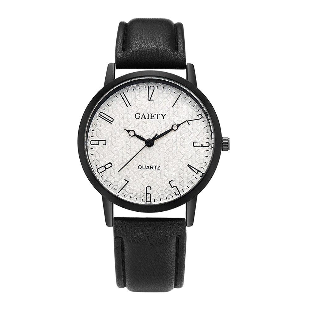Women Watches Retro 2017 Relogio Feminino Luxury Men Quartz Watch Ladies Analog Waterproof Leather Bracelet Wristwatch Clock<br><br>Aliexpress