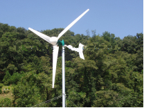 ME4.0-2000W 96V high power wind generator 2kw with controller and inverter