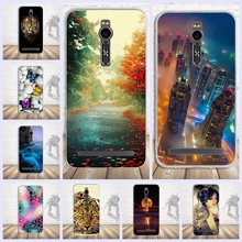 Soft TPU Case For Coque Asus Zenfone 2 ZE551ML Case Silicon Back Cover For Funda Asus Zenfone 2 ZE551ML Case Capa