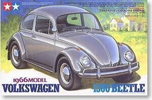 "Tamiya Model 24136 sacle 1/24 Volkswagen ""Beetle"" 1300 sedan 1966 models Assembled model Toy Plastic Model Kit"
