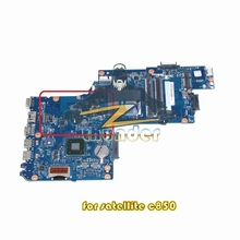 H000052740 for toshiba satellite L850 C850 laptop motherboard 15.6'' hm76 hd4000 ddr3