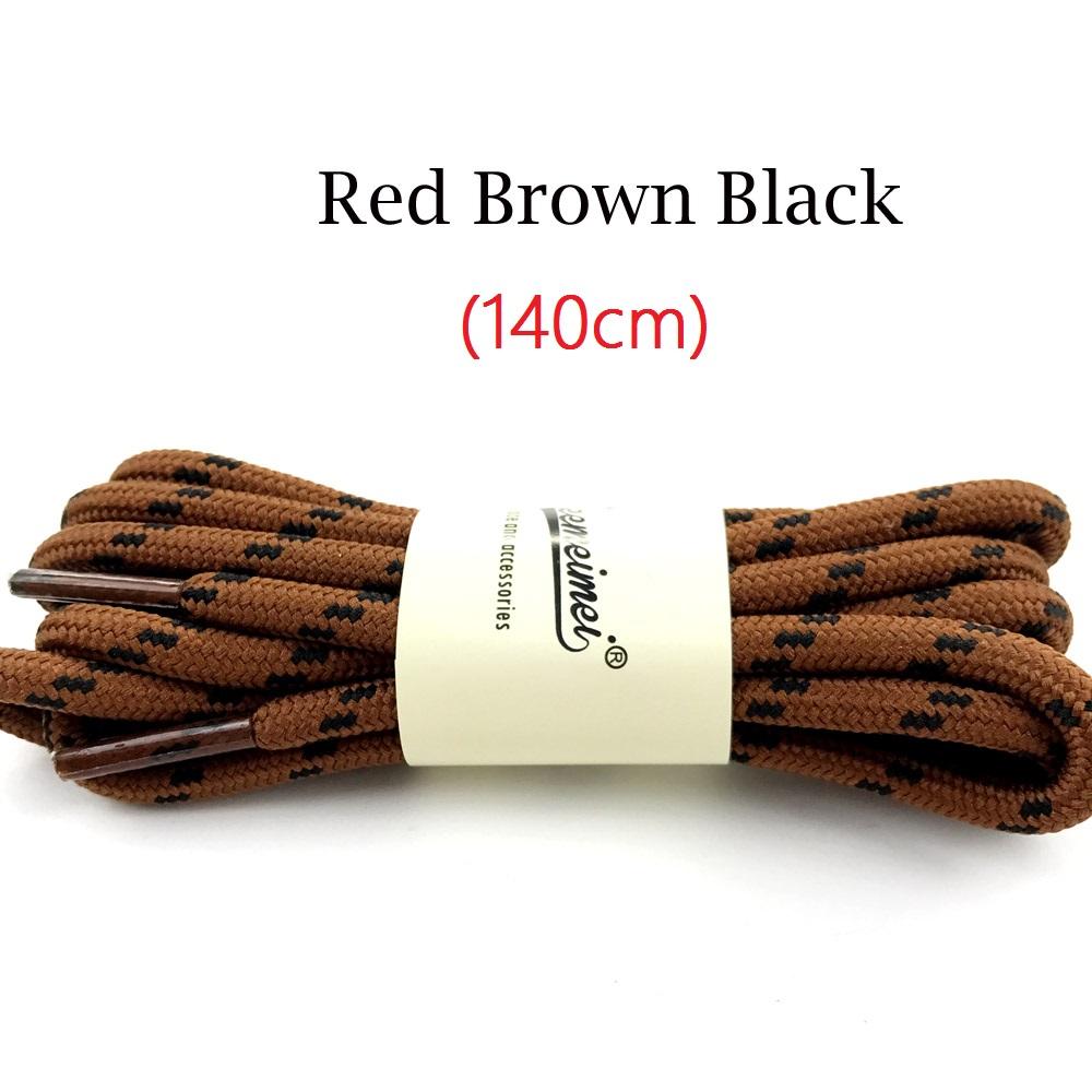 red brown black