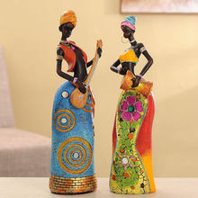 Exotic style ornaments arts craft suit resin fairy  Couple sweetheart lovers Creative accessories garden decoration ornaments
