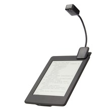 Hot Sale Reading Light LED Book Light Table Lamp Desk Lamp Mini Flexible Clip On Book For Kindle For Notebook DC6V(China)
