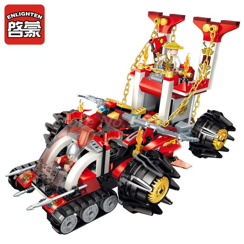 enlighten-building-block-creation-of-the-gods-commander-chariot-3-figures-401pcs-educational-bricks-toy-boy (1)[1]