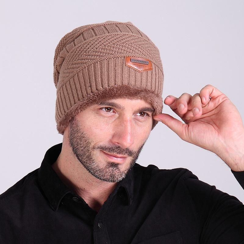 New autumn winter Men and women  Hats &amp; Caps with soft nap hip hot hat Keep warm KnittedSkullies &amp; BeaniesÎäåæäà è àêñåññóàðû<br><br><br>Aliexpress