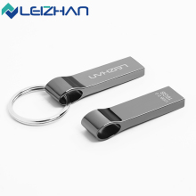 LEIZHAN USB Flash Drive Waterproof Metal USB Stick 4GB 8GB 16GB 32GB Memory Pen Drive USB 2.0 Portable Storage Pendrive U Disk