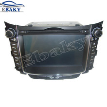 NaviTopia 7inch Car DVD Player For Hyundai I30 2012- Car Multimedia With Radio Audio/Bluetooth/GPS/maps