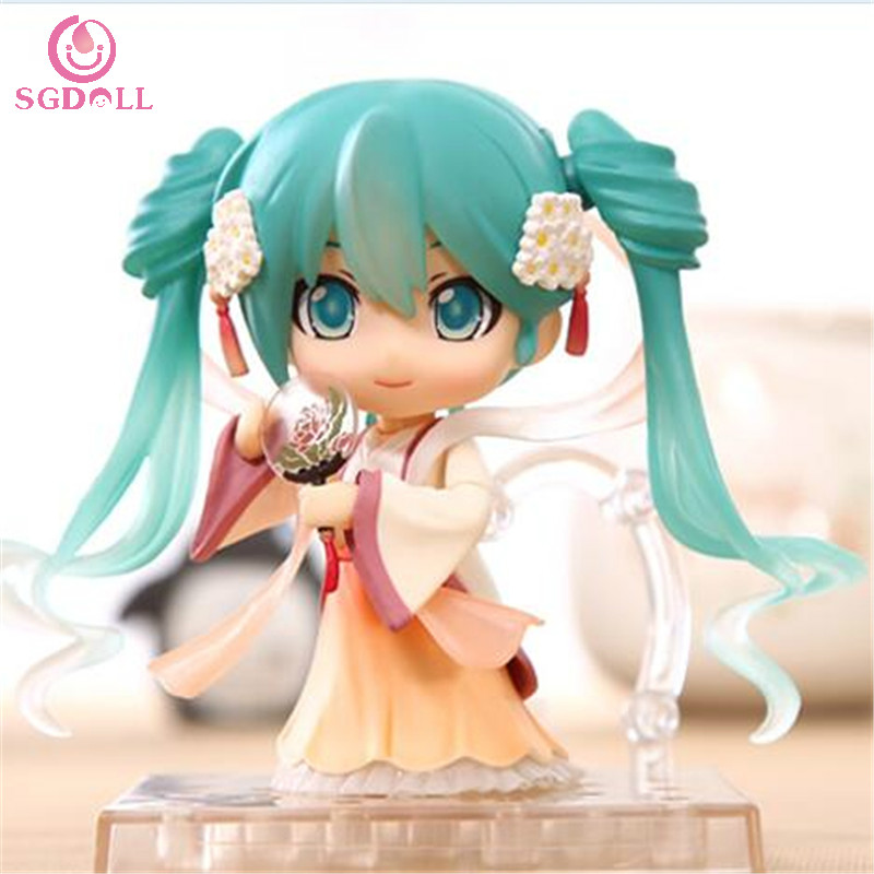 [SGDOLL] 2017 New  Arrival Hatsune Miku Harvest Moon Version Nendoroid #539 Anime PVC Figure No Box  Collection Shipping 5698-L<br><br>Aliexpress