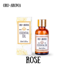 Famous brand oroaroma natural aromatherapy rose essential oil Whitening anti-aging wrinkle relax pigmentation rose oil(China)