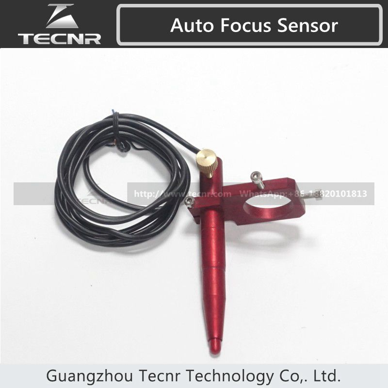 Auto Focus Focusing Sensor Laser Cutting Head  for Automatic Motorized Up Down Table laser cutter<br>