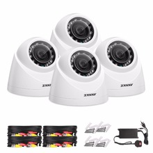 ANNKE 1080P CVI 2MP Dome Security Camera System Night Vision Bullet Digital IP67(China)