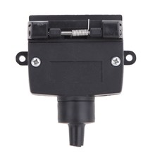 1 Pc 12V 13 To 7 Pins Plug Adapter Electrical Converter Truck Connector Line Group Trailer Socket of High Quality