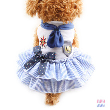 Armi store Classic Dog Dresses Princess Dress For Dogs 6071068 Pet Summer Skirt Clothes XS S M L XL