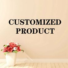 Personalized Customized Product Of Vinyl Wall Decal Stickers(China)