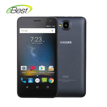 Original UHANS H5000 Mobile phone 4G LTE Smartphone 4500mAh 5'' HD MTK6737 Quad Core Android 6.0 3GB RAM 32GB ROM 13MP cellphone - ebestbuy Store store