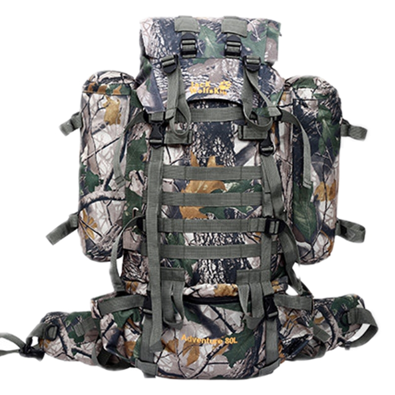 big capacity chic climb riding camouflage nylon multifunctional army soldiers trainning campsuitcase pad travel  backpacks bags <br><br>Aliexpress