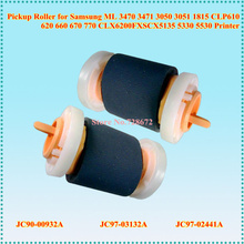 JC90-00932A Pickup Roller for Samsung ML 3470 3471 3050 3051 1815 CLP610 620 660 670 770 CLX6200FXSCX5135 5330 5530 Printer