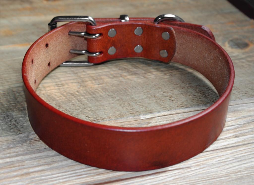 DogsMall-International | Boerboel Genuine Leather Collars Suitable For Big Dog Breeds