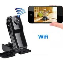 New Mini Wireless IP Camera WIFI Camera video recording DVR Portable 640*480 HD Cam Home Security Cameras
