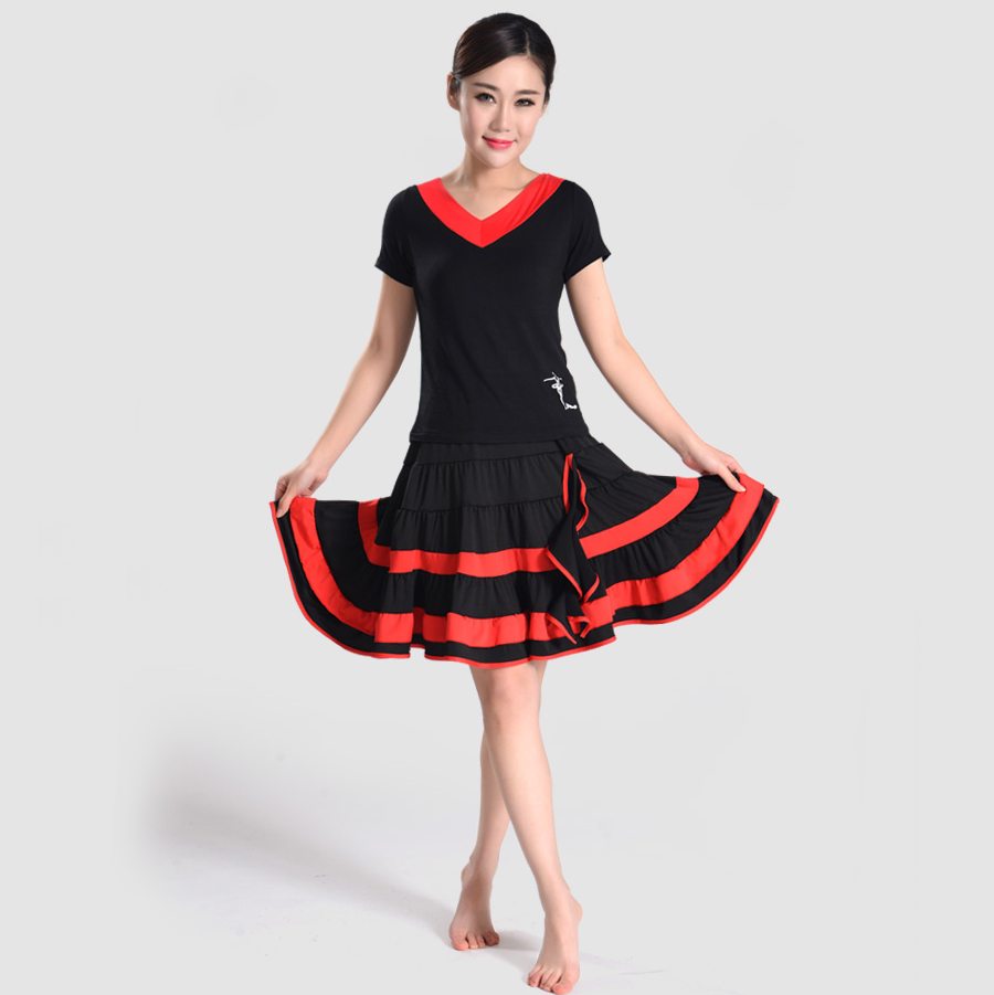 Latin Dance Clothes (7)