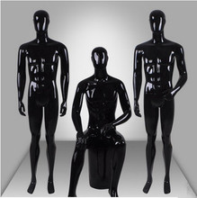 Hot Sale Newest Male Fiberglass Mannequin Male Model Full Body Mannequin Fashionable For Display