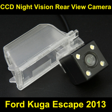 Car rearview camera for Ford Kuga Escape 2013 2014 2015 CCD BackUp Reverse Parking Camera night vision waterproof(China)
