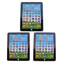 Kids Learning Tablet Toy Educational Intellectual Develop Computer Machine Present Toy Tablet Learning Machine(China)