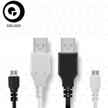 DIGOO DG-BB-13MW 9.99ft 3 meter Long Micro USB Durable Charging Power Cable Line for IP Camera Device(China)