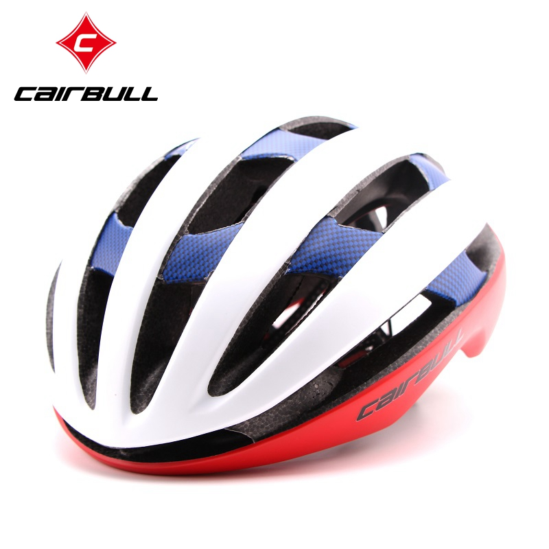 CAIRBULL Cycling Helmet 2017 Men Women Carbon Fiber Ultralight Breathable MTB Road Bike Cycle Bicycle Helmet Casco Ciclismo<br>