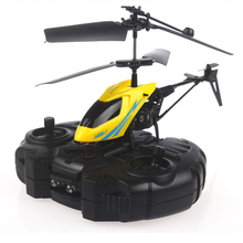 Mini RC Helicopter S107G S107 Drones 3CH Mini RC Copter Flying Toy Gyro Remote Control Fuselage Shatter Resistant Copter Toys(China)