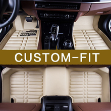 2017 New Arrival Custom Fit Car Interior Floor Mats Special Cover For Acura Rdx Mdx Rlx Tl Rl Zdx Ilx Interior Decoration Pads