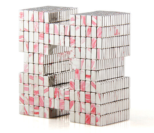1 pack NdFeB Magnet Block 5x3x1.5 mm Rectangle Strong Neodymium Permanent Magnets Rare Earth Magnets Grade N42 Axially<br>