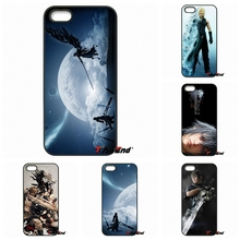 For iPhone 4 4S 5 5C SE 6 6S 7 Plus Galaxy J5 J3 A5 A3 2016 S5 S7 S6 Edge Final Fantasy Advent Children Print Hard Phone Case(China)