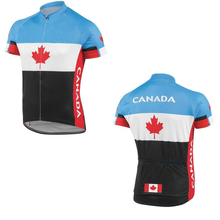 Popular sale lowest price Canada sport biking jersey maillot cycling apparel ropa ciclismo racing clothes italy ink back pockets(China)