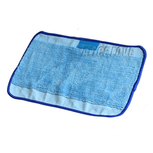 8pcs/Lot Microfiber Mopping Cloths 4 wet + 4 dry Mixed Replace for iRobot Braava 380 380t 320 Mint 4200 4205 5200 5200C