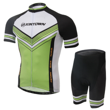 XINTOWN BIKE TEAM Cycling Jerseys Breathable Racing Bicycle Clothing Quick-Dry The Eagle Cycling Jersey And Short Set For Summer