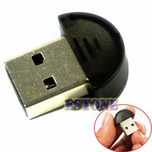 Mini  USB 2.0 Bluetooth Adapter  V2.0 & V1.2 Wireless Bluetooth Dongle Adapter