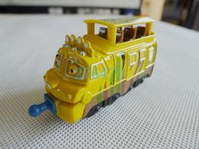 CC02--Learning Curve Chuggington Diecast Metal Toy Train Mtambo New Loose