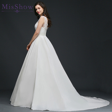 lace backless wedding dresses(China)