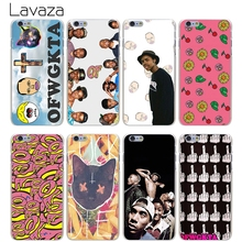 Lavaza Ofwgkta Odd Future OF Earl Hard Transparent Cover Case for iPhone X 10 8 7 6 6S Plus 5 5S SE 5C 4 4S