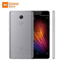 "Original Xiaomi Redmi Note 4X 3GB RAM 16GB ROM 4 X Mobile Phone Snapdragon 625 Octa Core 5.5"" 4100mAh Global ROM Fingerprint ID"