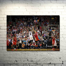 Buy Damian Lillard Super basketball MVP Star Art Silk Poster 13x20 inches Picture Living Room Decor 004 for $4.91 in AliExpress store